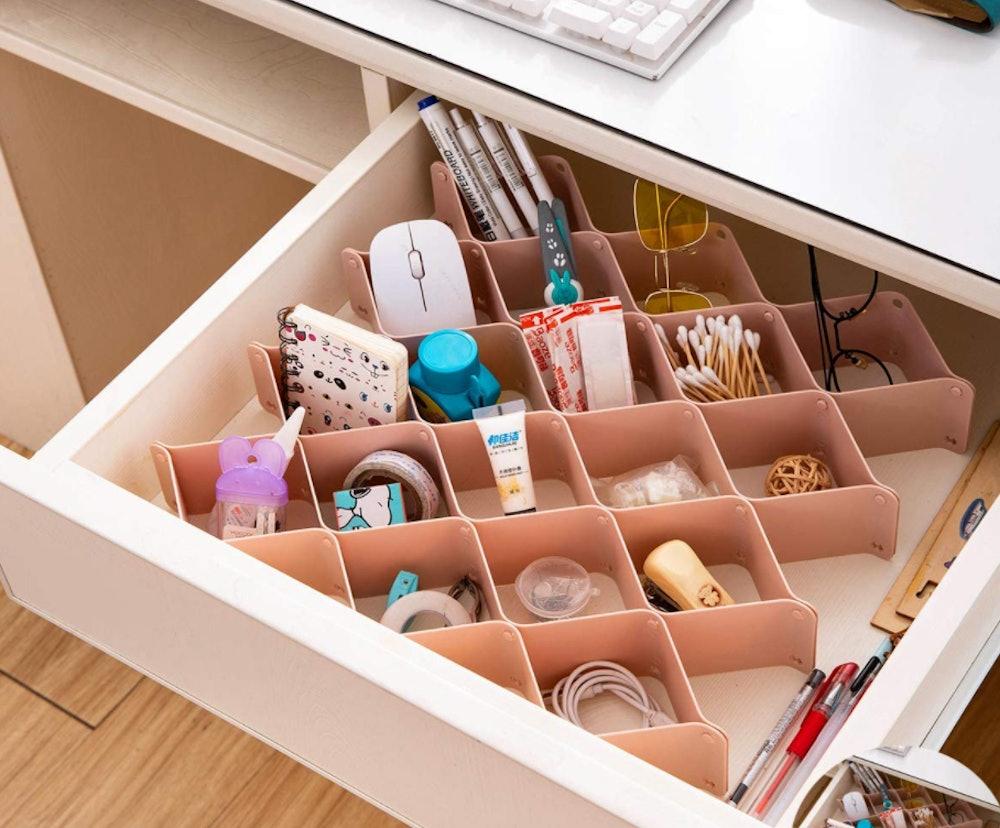 StarratS Drawer Organizer (2-Pack)