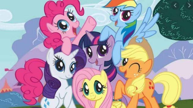 'My Little Pony' on Netflix