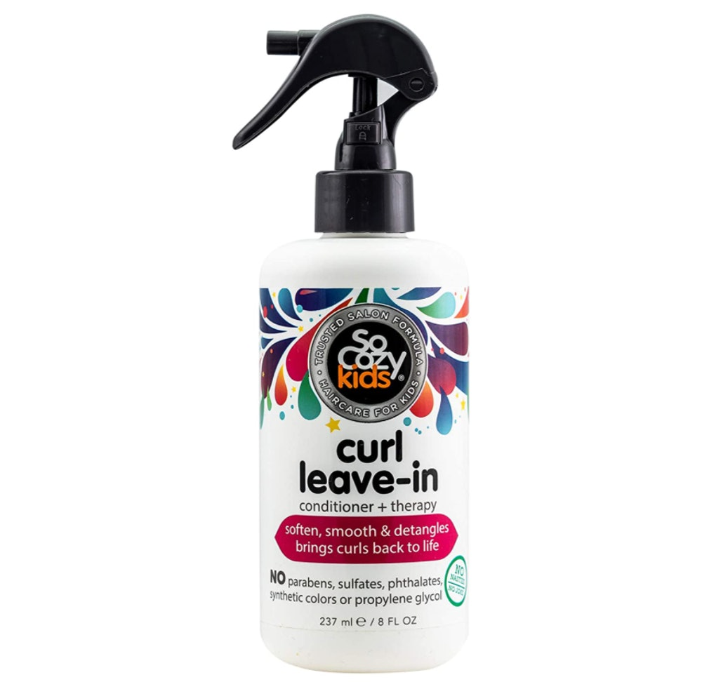 SoCozy Curl Leave-in Conditioner