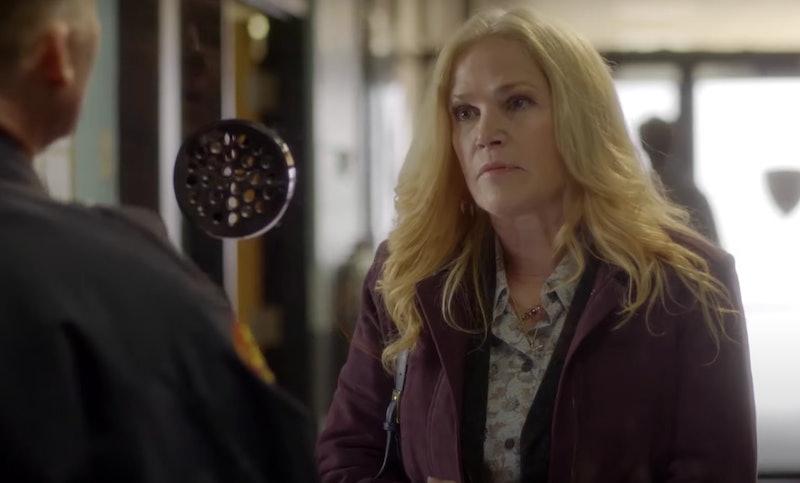 Kim Delaney as Mari Gilbert in 'Long Island Serial Killer.'
