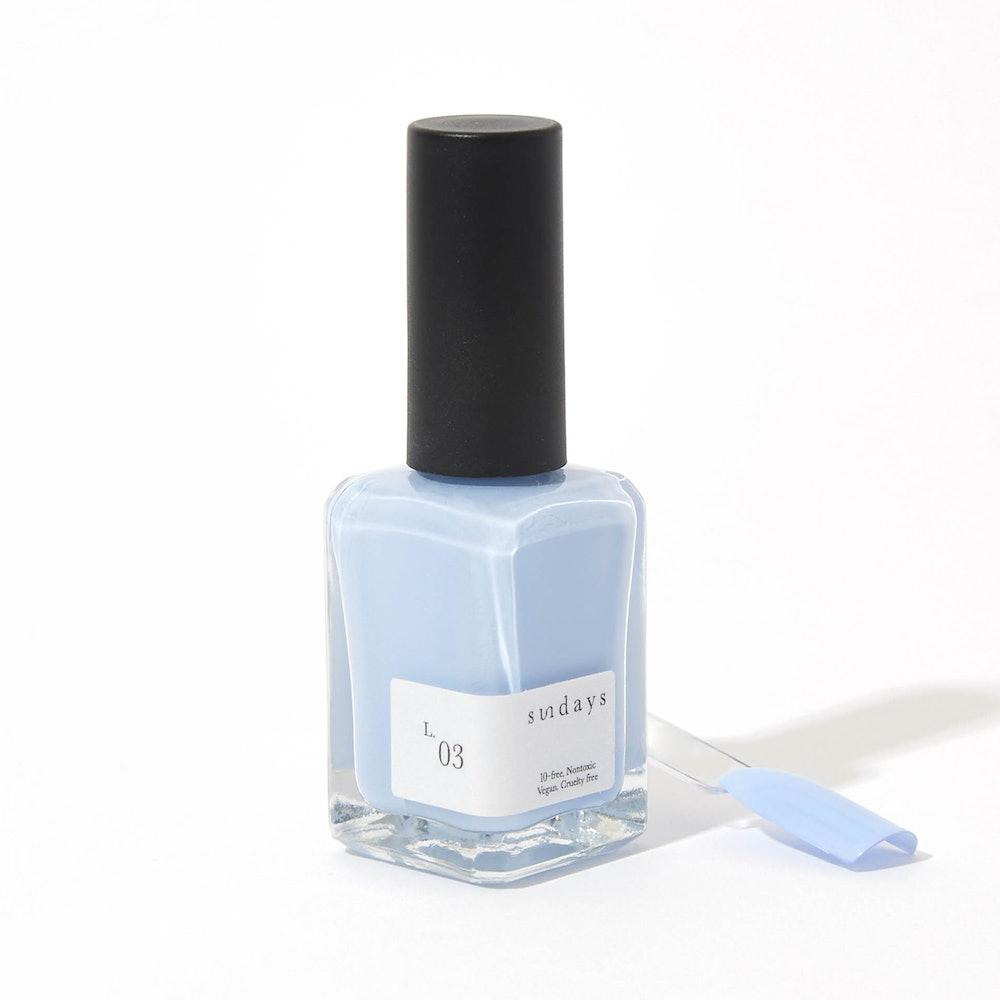 L.03 Milky Blue