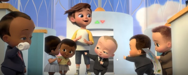'Boss Baby: Back In Business' on Netflix