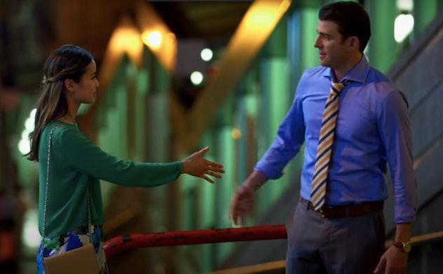 'Already Tomorrow In Hong Kong' on Hulu.