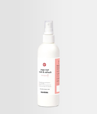 Yoga Mat Wash and Refresh Spray