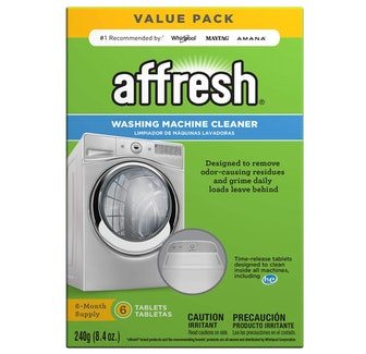 Affresh Washing Machine Cleaner Tablets (6-Pack)