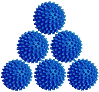 Colorsheng Dryer Balls (6-Pack)