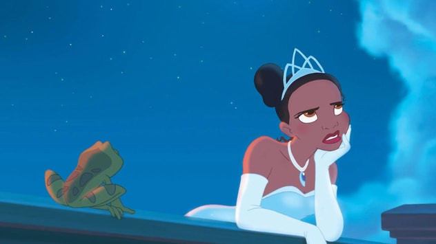 Tiana's wish didn't go quite as planned.
