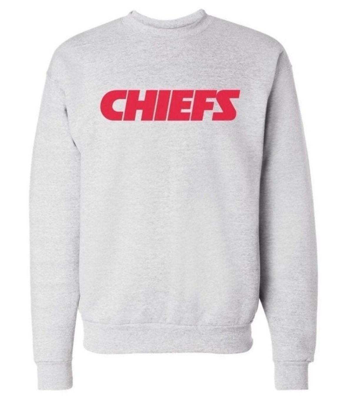 NoveltyTeeDC Chiefs Sweatshirt