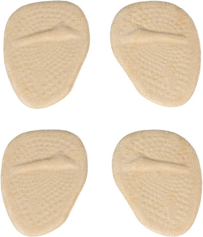 Walkize Metatarsal Ball-of-Foot Cushion Pads (2-Pack)