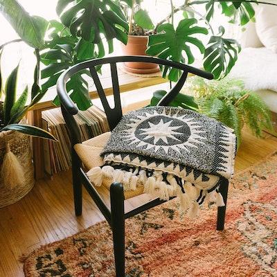 Soleil Throw Blanket by Justina Blakeney
