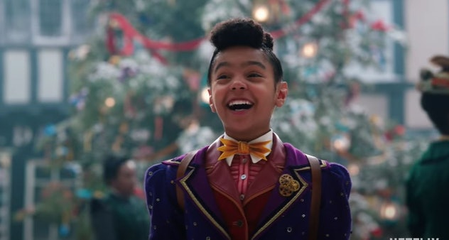 'Jingle Jangle' is Netflix's first ever- live action musical.