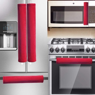 OUGAR8 Kitchen Appliance Handle Covers (5-Pieces)