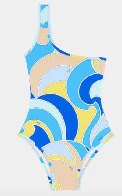 Quirimbas Print Swimsuit