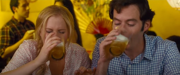 Amy Schumer and Bill Hader star in 'Trainwreck.'
