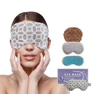 N\A Cold and Heat Therapy Eye Mask