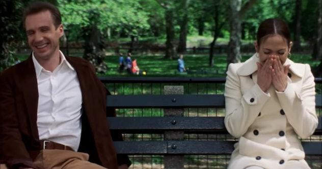 Jennifer Lopez starred in 'Maid In Manhattan.'