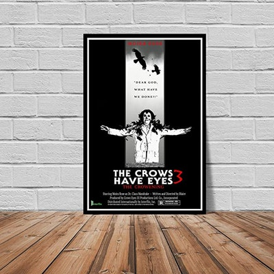 Schitt's Creek Moira Rose The Crows Have Eyes 3 The Crowening Movie Poster Print