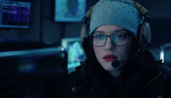 Kat Dennings as Darcy Lewis in WandaVision
