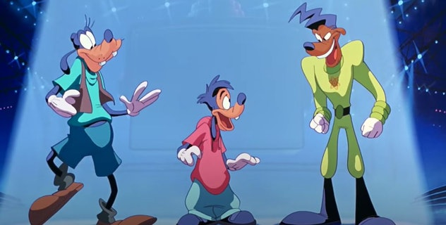'A Goofy Movie' soundtrack features music from R&B singer, Tevin Campbell.