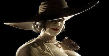 Lady D Resident Evil 8