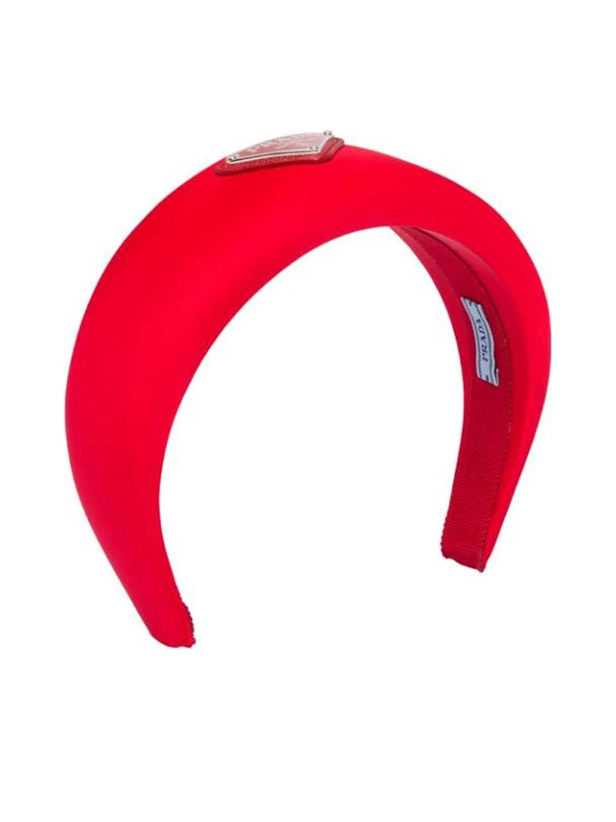 Logo Plaque Headband