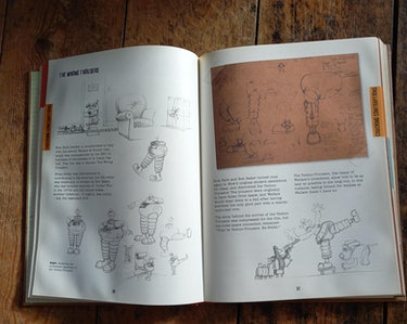 'The Art of Wallace and Gromit' by Nick Park