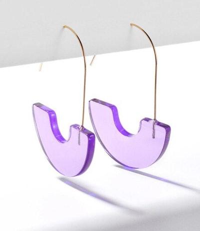 Pahee U-Shape Earrings