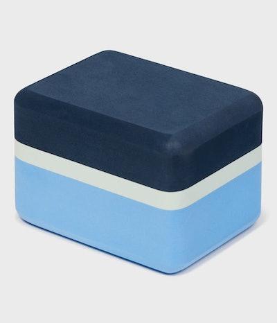 Recycled Foam Yoga Mini Block