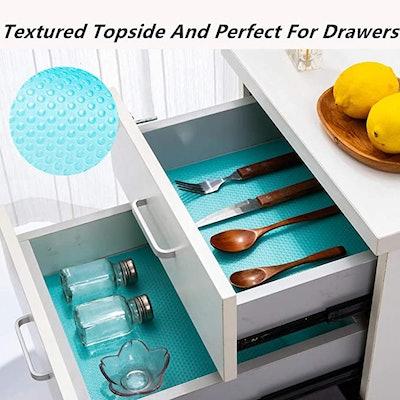 Bloss Refrigerator Mats Shelf Liners