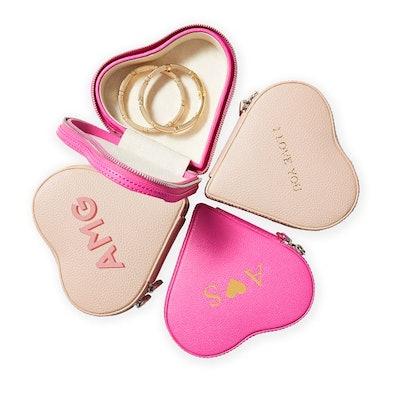 Heart Jewelry Case