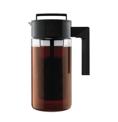 Takeya Patented Deluxe Cold Brew Coffee Maker,