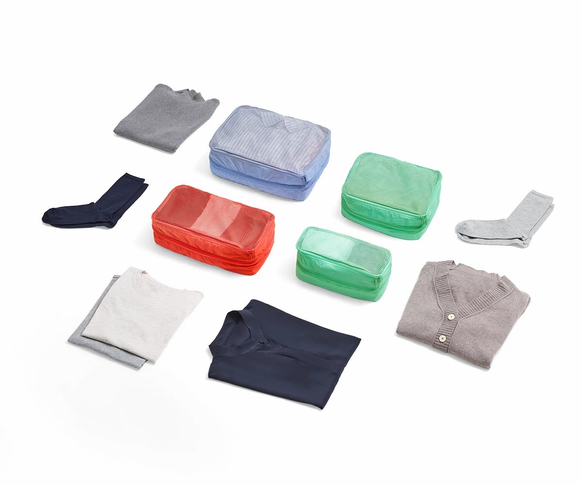 The Expandable Packing Cubes