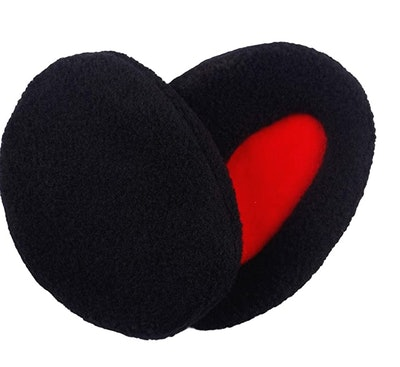 Metog Unisex Winter Fleece Ear Warmers
