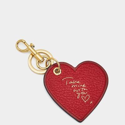 Bespoke Heart Charm