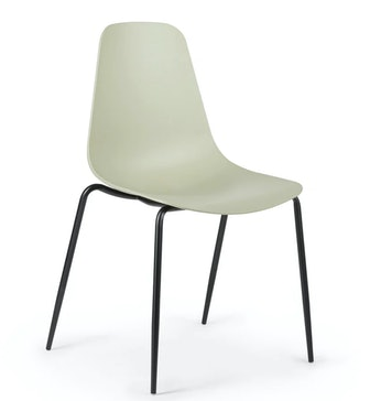Svelti Grano Palm Green Dining Chair