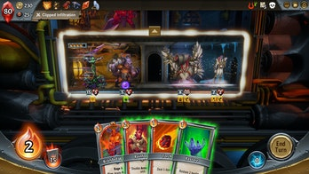 monster train combat cards slay the spire gameplay