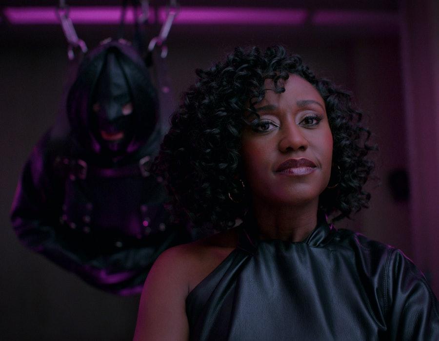Nana Mensah in 'Bonding,' via Netflix press site.