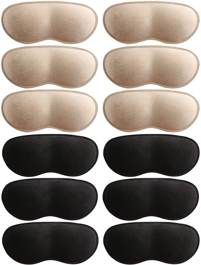 Comfowner Heel Cushion Pads (6-Pack)