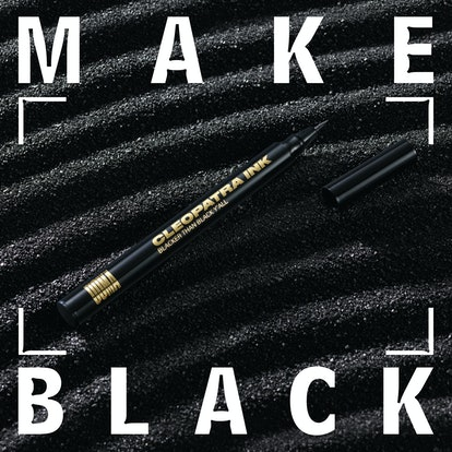UOMA Beauty Black Liner from the Make It BLACK launch