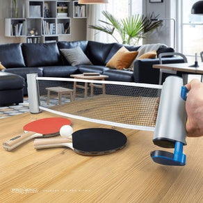 PRO SPIN Portable Ping Pong Set