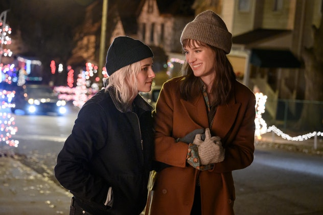 Kristen Stewart stars in 'Happiest Season.'