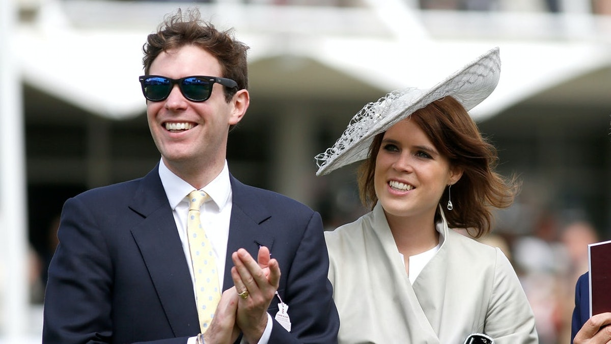 The meaning behind the name of Princess Eugenie's son is so sweet.