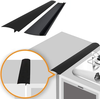 Linda's Silicone Stove Gap Covers (25 Inches, 2-Pack)
