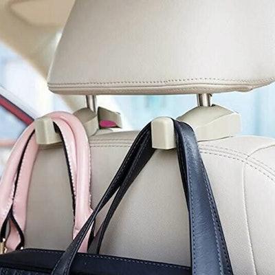 Ipely Car Hooks For Purses (2-Pack)