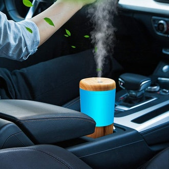 One Fire Essential Oil Humidifier Car Diffuser