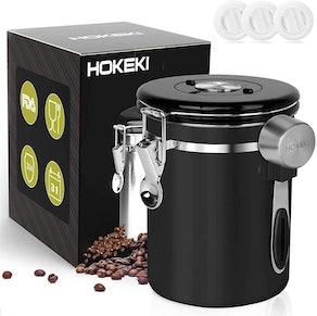 HOKEKI Airtight Coffee Canister