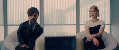 Peter Dinklage Rosamund Pike I Care A Lot Netflix