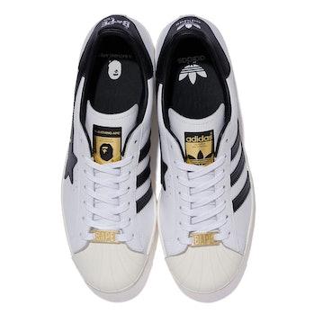 Bape Adidas Superstar Skull Sta