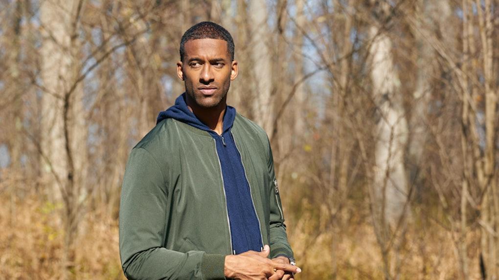 Matt James on Season 25 of 'The Bachelor'