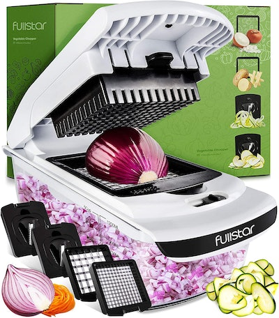 Fullstar Vegetable Slicer with 4 Blades